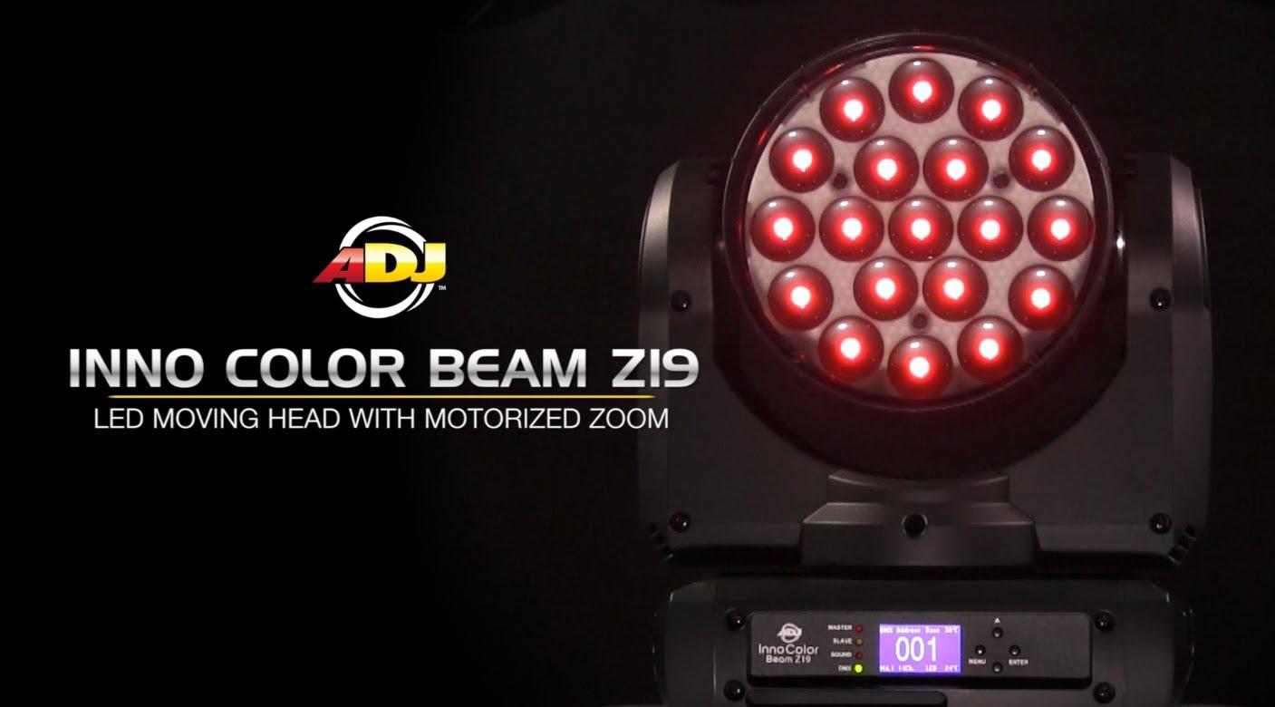 adj inno color beam z19