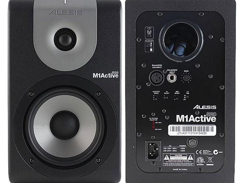 alesis active m1