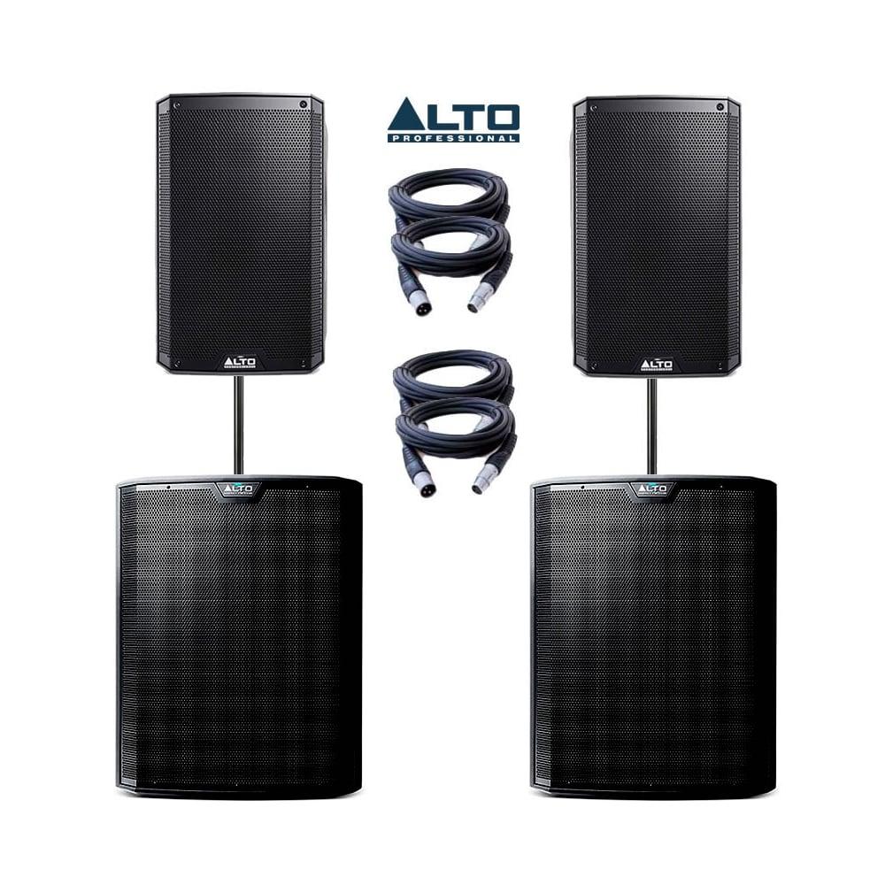 alto audio