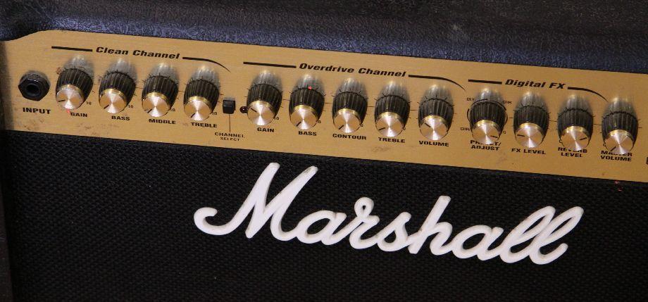 ampli marshall mg50dfx