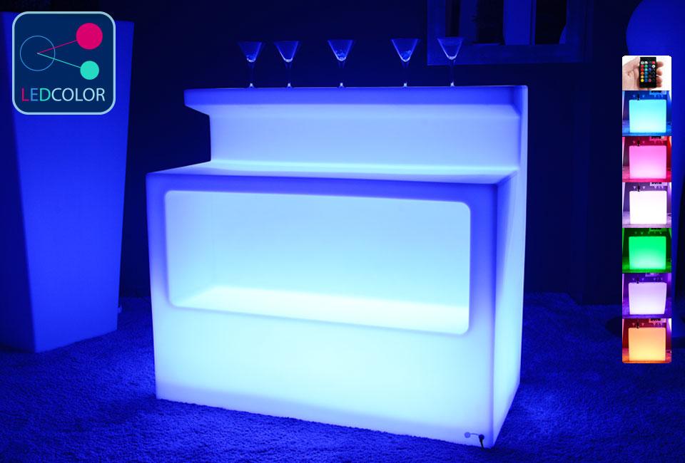 bar a led