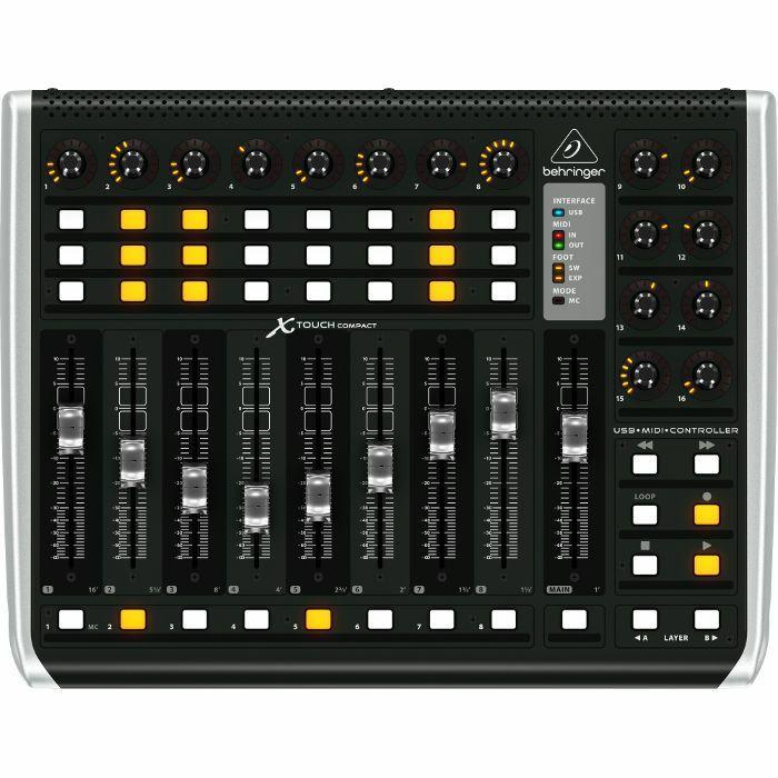behringer controller