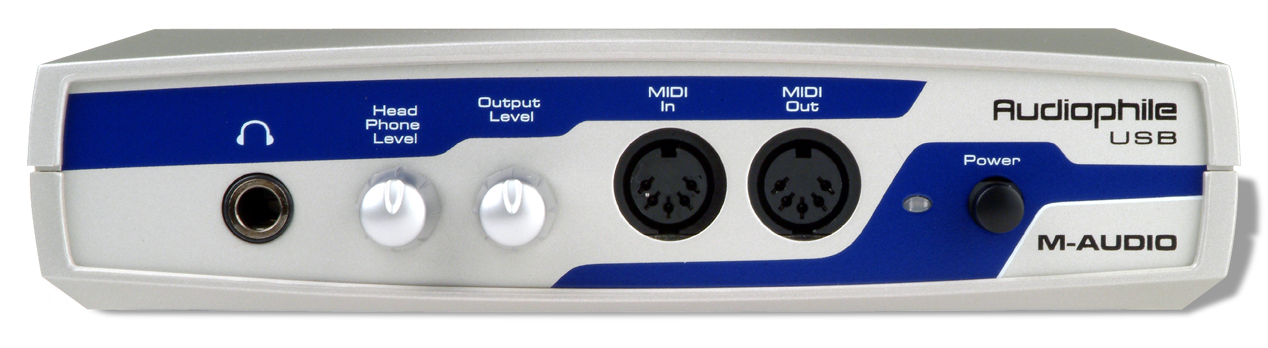carte son usb midi