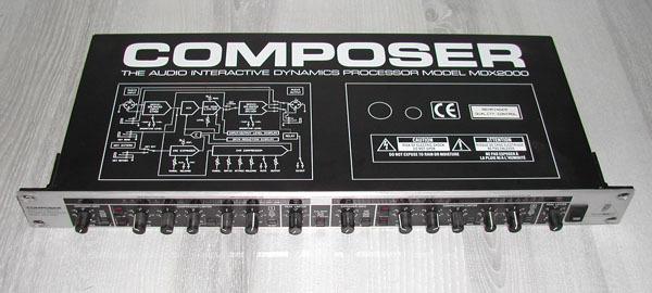 compresseur sono