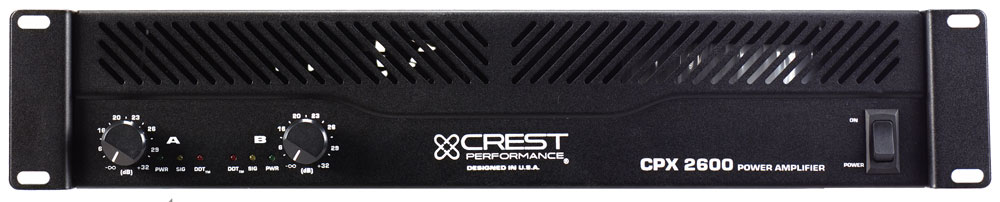 crest cpx 2600